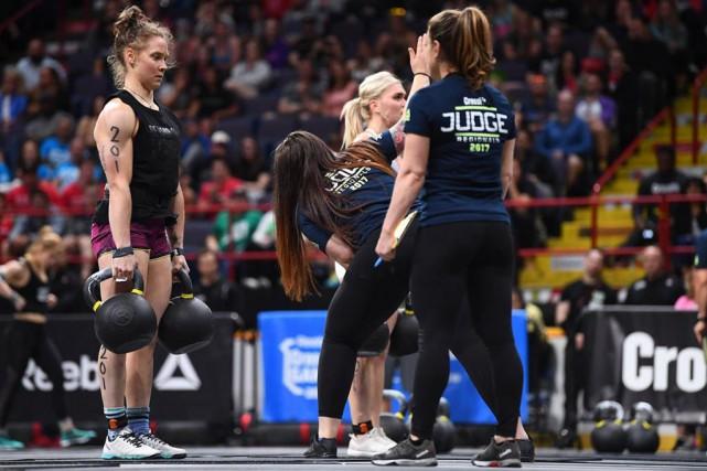 Carol-Ann Reason-Thibault a été couronnée grande gagnante des Championnats...