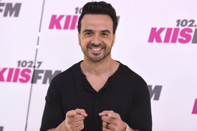 Luis Fonsi... (PHOTO AP)