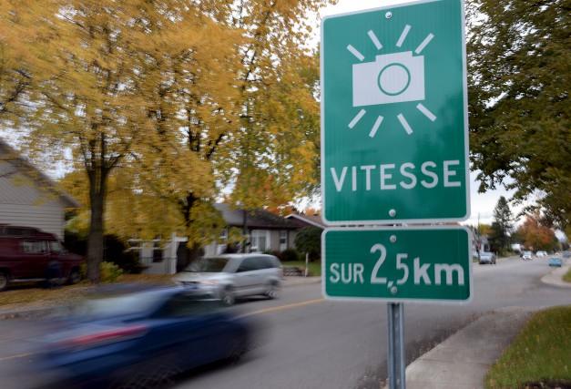 L'expérience des radars photo dans les villes était... (Photothèque Le Soleil, Erick Labbé)