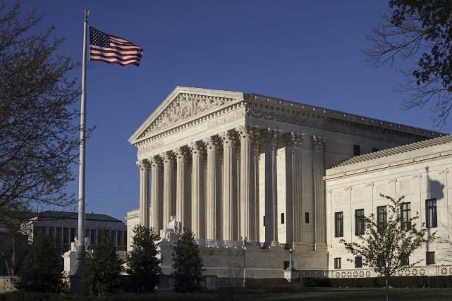 Au cours des dernières années, la Cour suprême... (AP, J. Scott Applewhite)