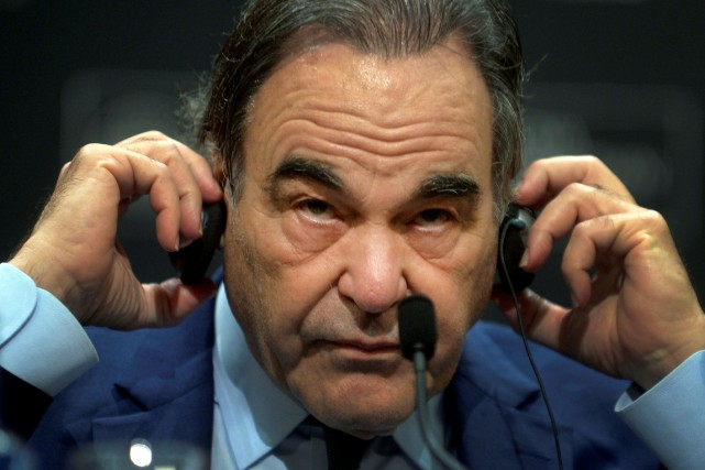 Oliver Stone... (PHOTO REUTERS)