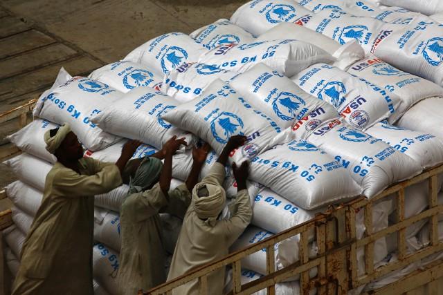 Ce sont les budgets de l'USAID pour l'aide... (PHOTO AFP)