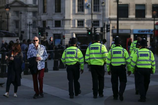 Le niveau «critique» signifie qu'une attaque est considérée... (PHOTO AFP)