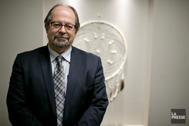 Le ministre des Affaires autochtones, Geoffrey Kelley.... (Archives, La Presse)