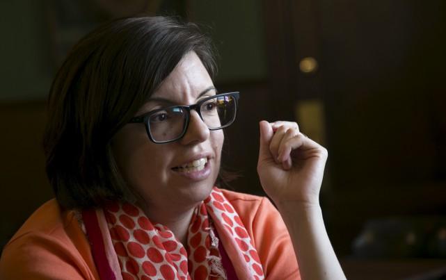 Niki Ashton, députée manitobaine et candidate à la... (Spectre Média, René Marquis)