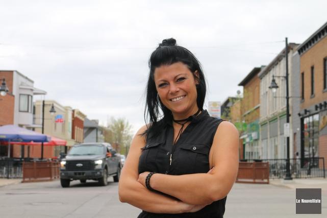 Karine Rochette est la nouvelle directrice générale de... (Audrey Tremblay, Le Nouvelliste)