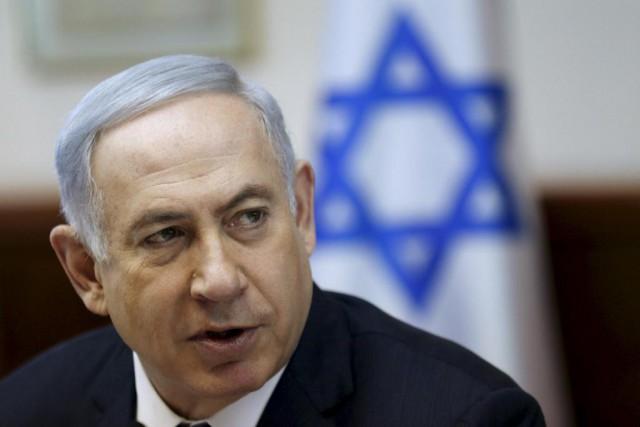 Le Premier ministre israélien Benyamin Nétanyahou a exprimé... (PHOTO ARCHIVES REUTERS)