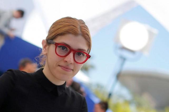 Anahita Ghazvinizadeh est la réalisatrice d'un premier long... (PhotoRegis Duvignau, Reuters)