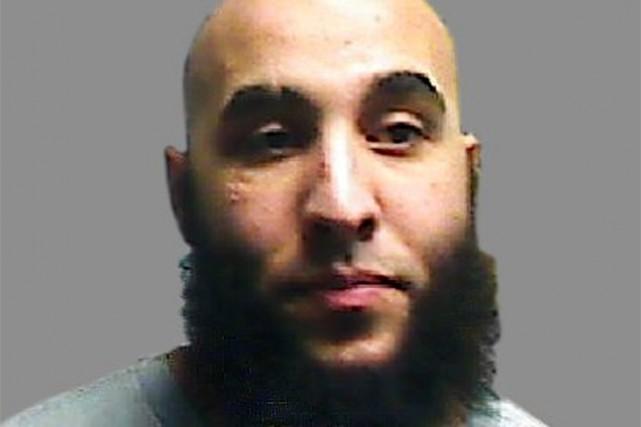Mohamad Achraf Maatoug... (Fournie par la police de Laval)