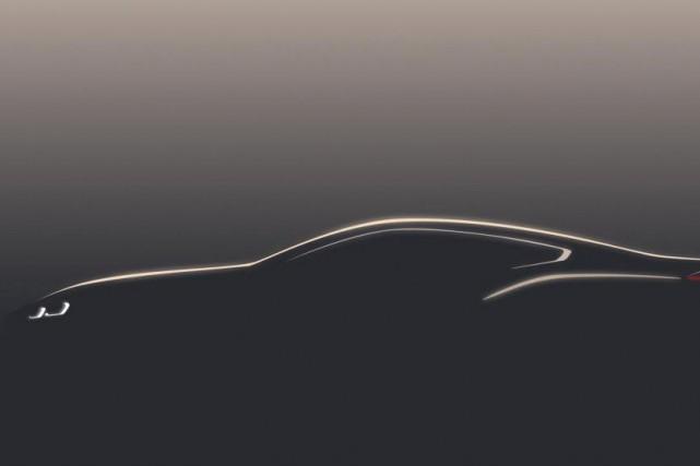 La nouvelle Série 8 de BMW sera produite... (PHOTO FOURNIE PAR LE CONSTRUCTEUR)