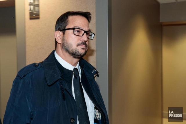 L'inspecteur-chefCosta Labos, ancien patron des Enquêtes internes du... (PHOTO HUGO-SÉBASTIEN AUBERT, archives LA PRESSE)