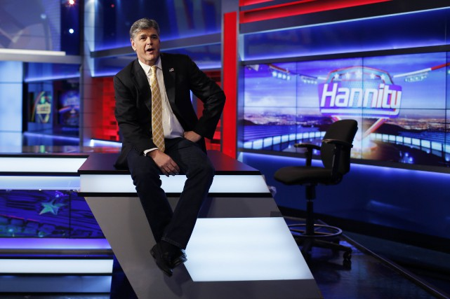 Sean Hannity... (Photo Mike Segar, archives REUTERS)
