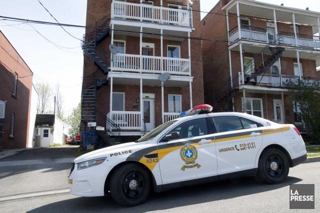 Les enquêteurs de la Sûreté du Québec de... (Sylvain Mayer)
