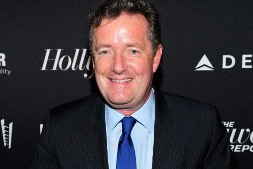 Piers Morgan... (PhotoCharles Sykes, archivesInvision/The Hollywood Reporter/Associated Press)
