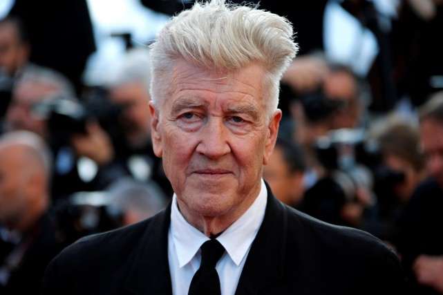 Le réalisateur David Lynch... (PHOTO REUTERS)