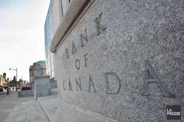 La Banque du Canadadevrait révéler mercredi une première... (Archives, AFP)