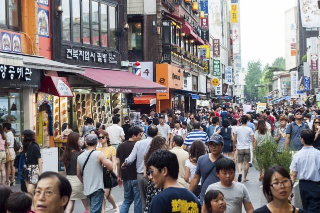 En avril dernier, 227 811 touristes chinois se...