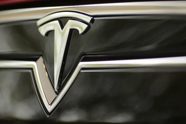 Contacté par l'AFP, Tesla n'avait pas encore réagi... (PHOTO ARCHIVES REUTERS)