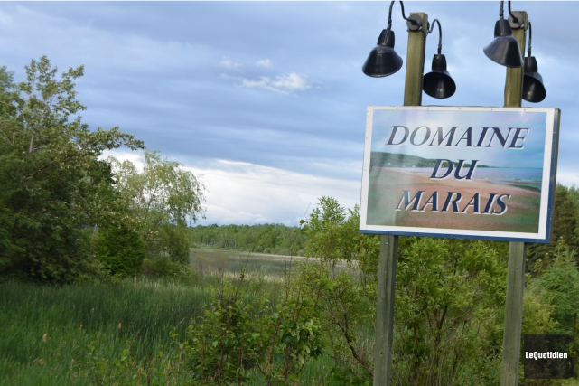 Le Domaine-du-Marais... (Archives Le Quotidien, Laura Lévesque)