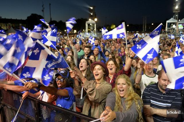 Une «fête» de la Francophonie sera présentée le... (Photothèque Le Soleil)