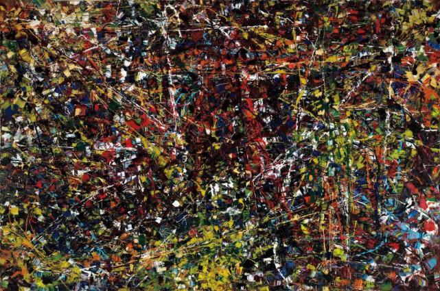 La toile Vent du nord de Jean Paul... (Photo fournie par la Maison Heffel)