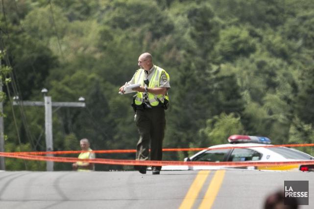 Une trentaine de personnes ont été blessées lors d'accidents survenus sur les... (Archives La Presse)
