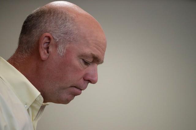 Greg Gianforterisque six mois de prison et 500... (PHOTO AFP)