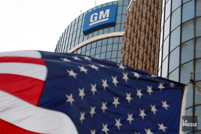 General Motors est à son tour impliqué dans... (PHOTO JEFF KOWALSKY, ARCHIVES REUTERS)