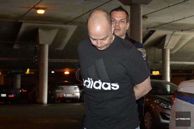 Yves Caron a été condamné à deux ans... (Archives La Tribune, Maxime Picard)