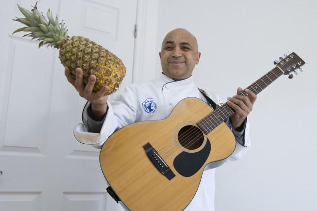 Jean-Louis Thémis a réservé la dénomination «Parti culinaire... (Photothèque Le Soleil)