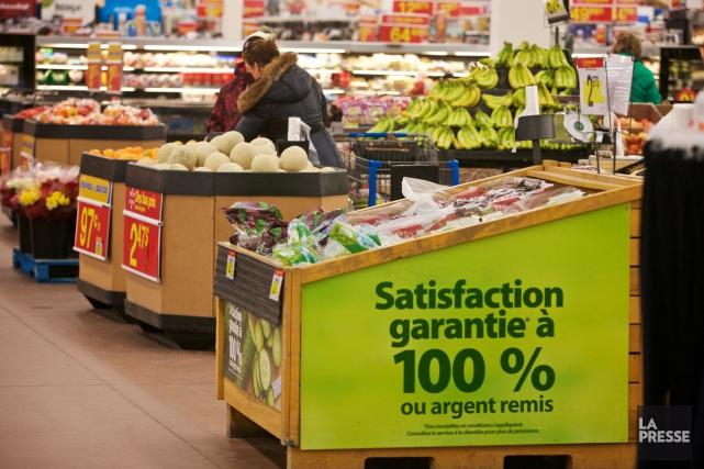 Walmart vend maintenant pour environ 13 milliards de... (archives La Presse)
