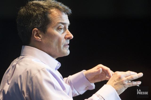 Le chef de l'OSTR Jacques Lacombe dirigera une... (Stéphane Lessard)