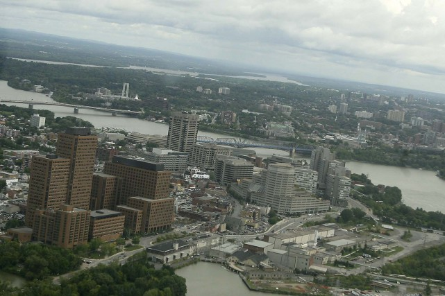 L'activité économique rebondira dans la région d'Ottawa-Gatineau en 2017, selon...