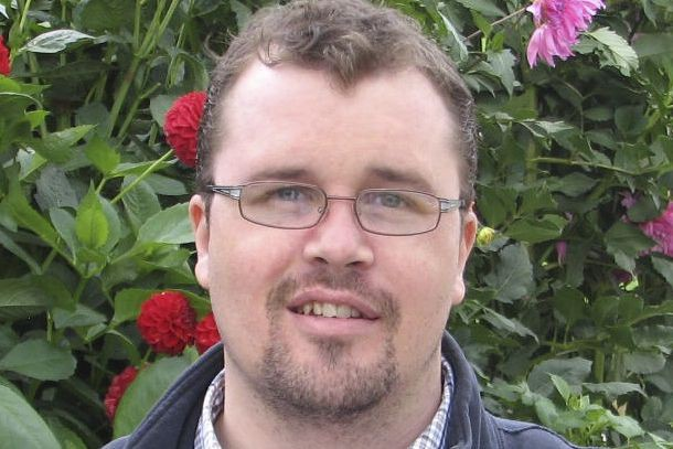 Atteint de sclérose en plaques, Sébastien Gagné-Ménard a... (Fournie par la famille)