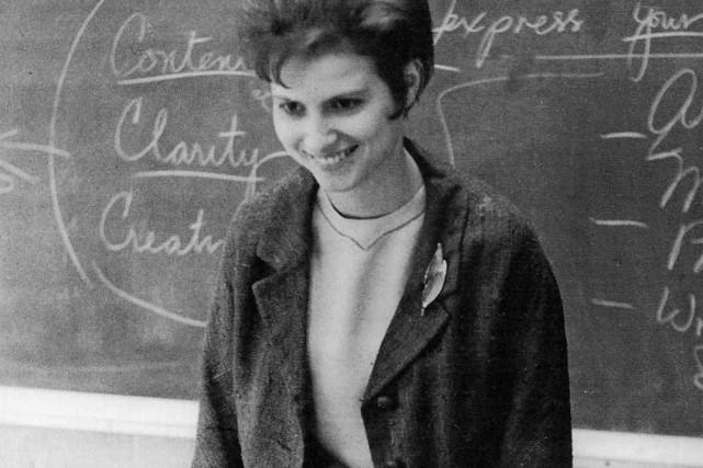 Soeur Cathy Cesnik était adorée de ses élèves... (Fournie par Netflix)