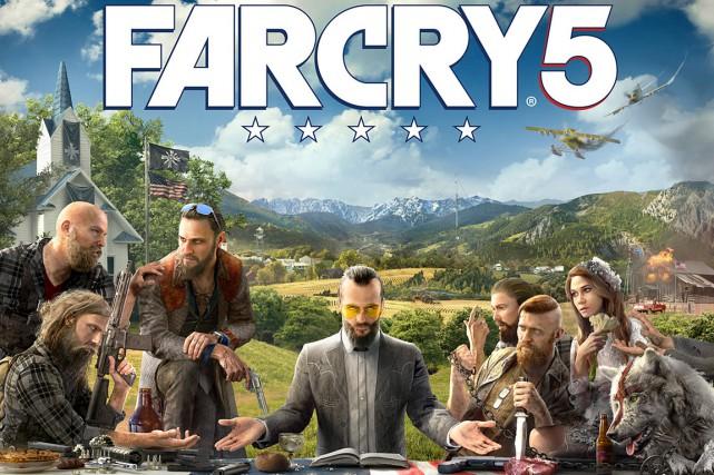 DansFar Cry 5, qui devrait paraître le 27février...