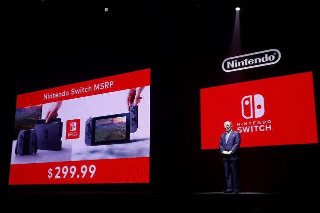 Nintendo bondit de 5 5 niveau de cl ture in dit depuis for Salon nouvelle technologie