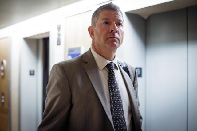 Dominic Werotte, ancien chef de la Division des... (PHOTO OLIVIER JEAN, LA PRESSE)