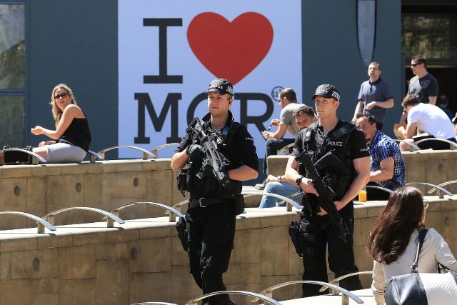 Un nouveau suspect a été arrêté vendredi dans... (Photo Lindsey Parnaby, AFP)