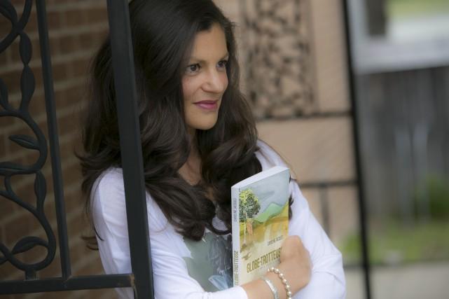 Caroline Jacques, Sherbrookoise d'origine, est tombée amoureuse de... (Photo Spectre média, René Marquis)