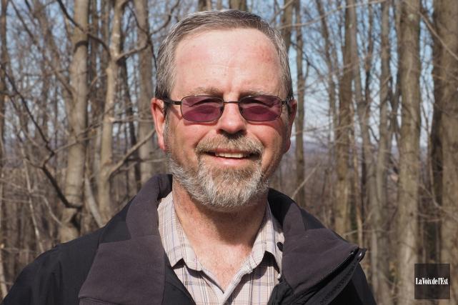 Le président de la Coopérativede Solidarité Santé Shefford,Marc... (Alain Dion, archives La Voix de l'Est)