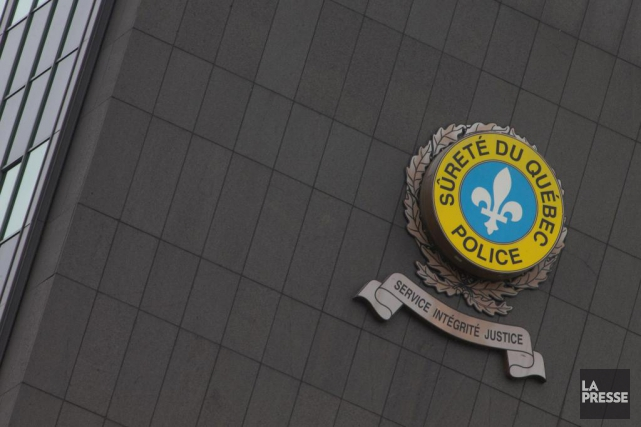 Le syndicat qui représente les 5400policiers syndiqués de... (Photo Ivanoh Demers, Archives La Presse)