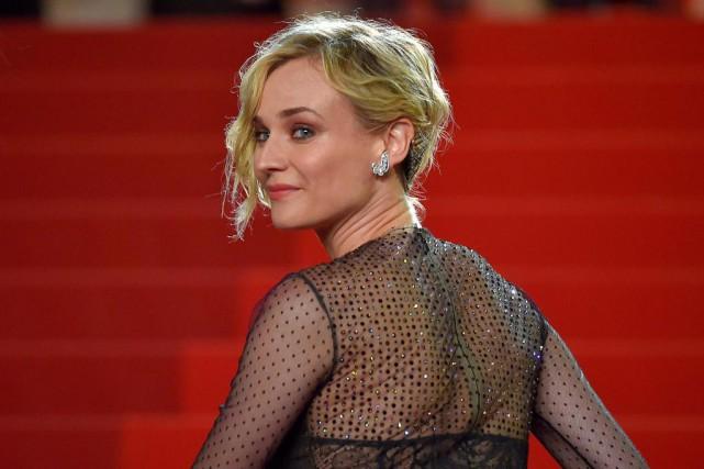 Diane Kruger incarne une femme qui a perdu... (PHOTOLOÏC VENANCE, AGENCE FRANCE-PRESSE)