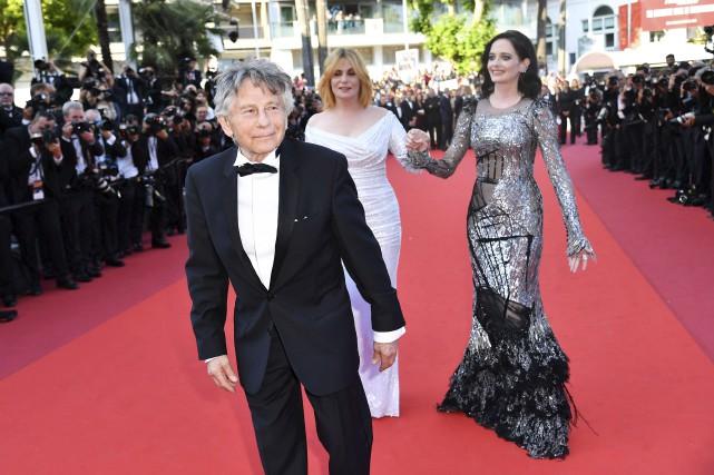 Pour un cinéphile, l'attrait du dernier Roman Polanski... (AFP, Alberto PIZZOLI)