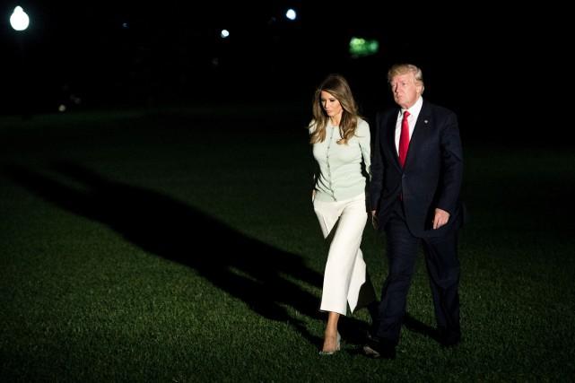 C'est une Maison-Blanche en situation de crise qui... (PHOTO AFP)