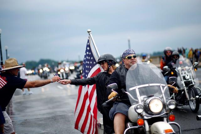 Les organisateurs estiment que chaque année, près de... (PHOTO REUTERS)