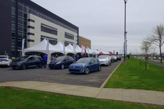 Plus de 700 essais de véhicules électriques, menés... (Collaboration spéciale Paul-Robert Raymond)