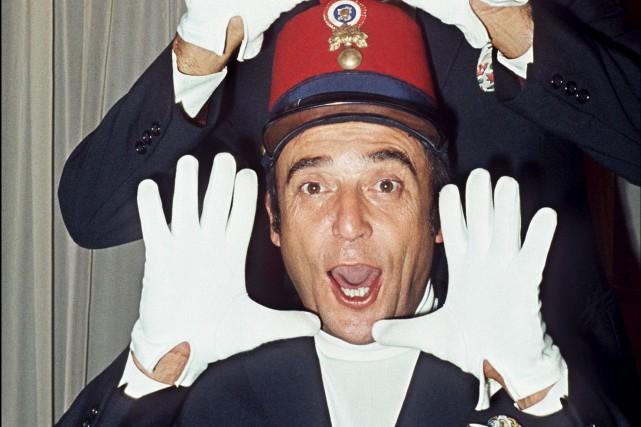 Le comédien Jean-Marc Thibault... (AFP)