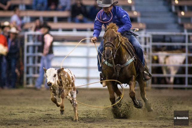 Les rodéos et autres compétitions animales sont suffisamment... (Olivier Croteau, Le Nouvelliste)