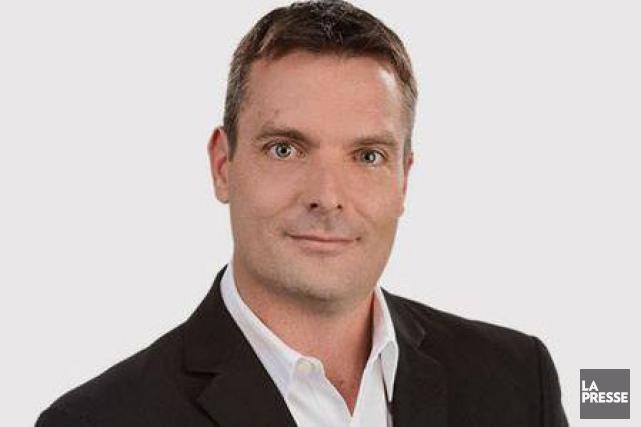 Stéphane Berthe, maire parintérim de Terrebonne... (photo archives la presse)